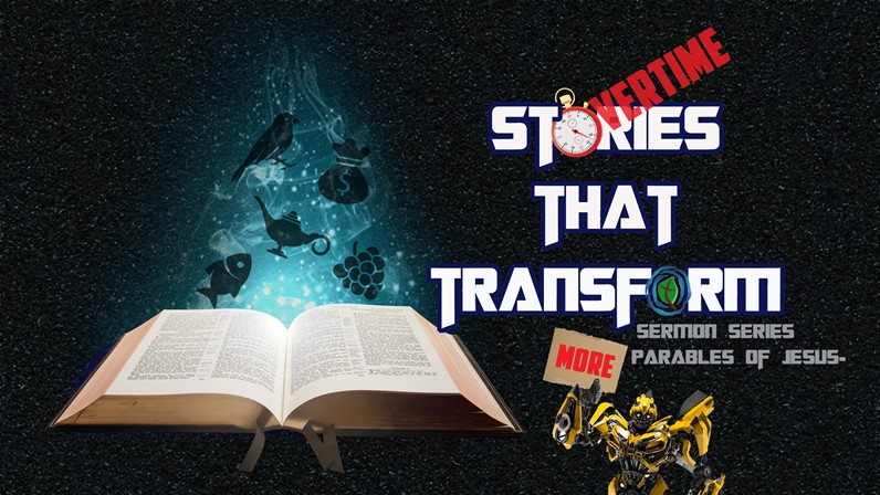 Stories That Transform Series Title OVERTIME 2